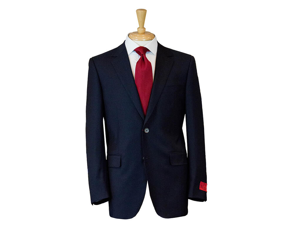 Byron Classic Fit Suit Navy Gary Michael S Clothiers
