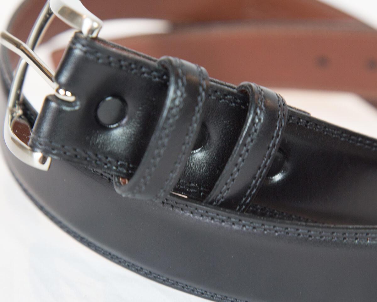 torino leather black belt gary michael s clothiers